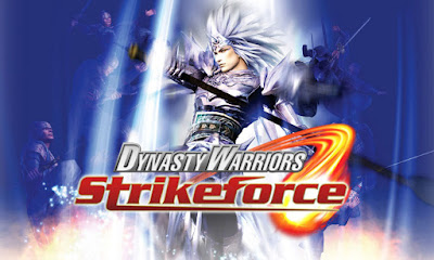 download Dynasty Warriors StrikeForce ISO Compress For PPSSPP Android