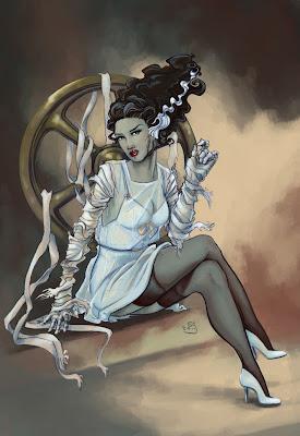 However Bride Of Frankenstein Contradicts 40