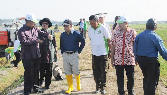 Brunei Buka Kerjasama Pertanian dengan Indonesia