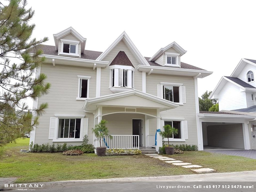 Marcelle Ready Home - La Posada Luxury House for Sale in Exclusive Gated Community - Sucat Muntinlupa