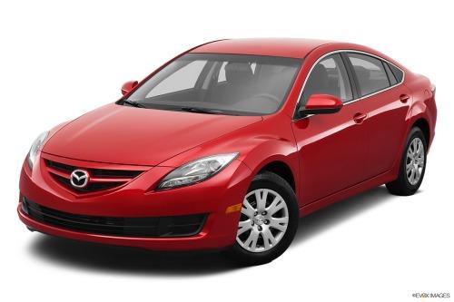 2013 Mazda Mazda6 Sedan I Sport Fqh Evox 1 500