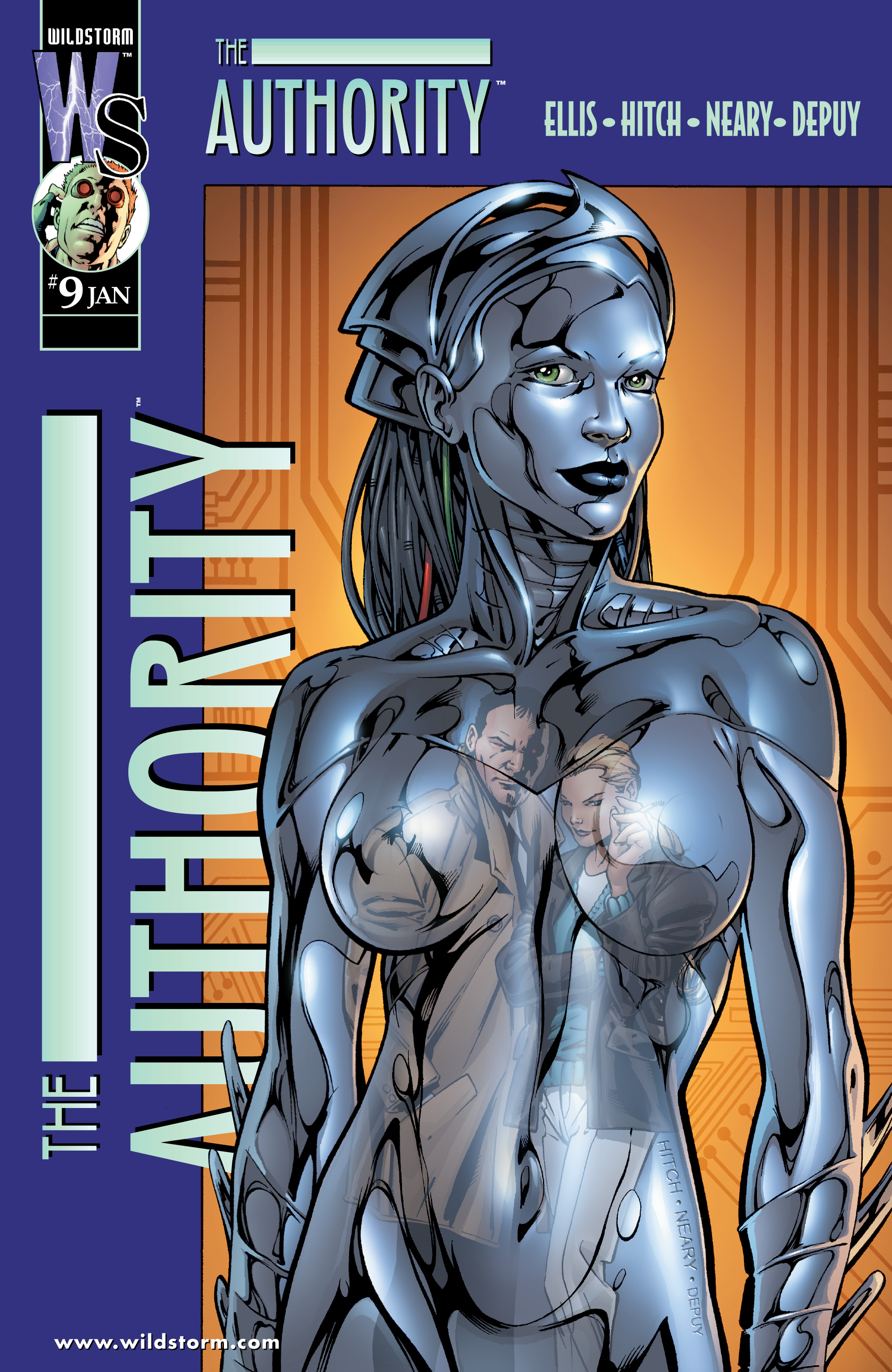 The Authority (1999) 9 Page 1