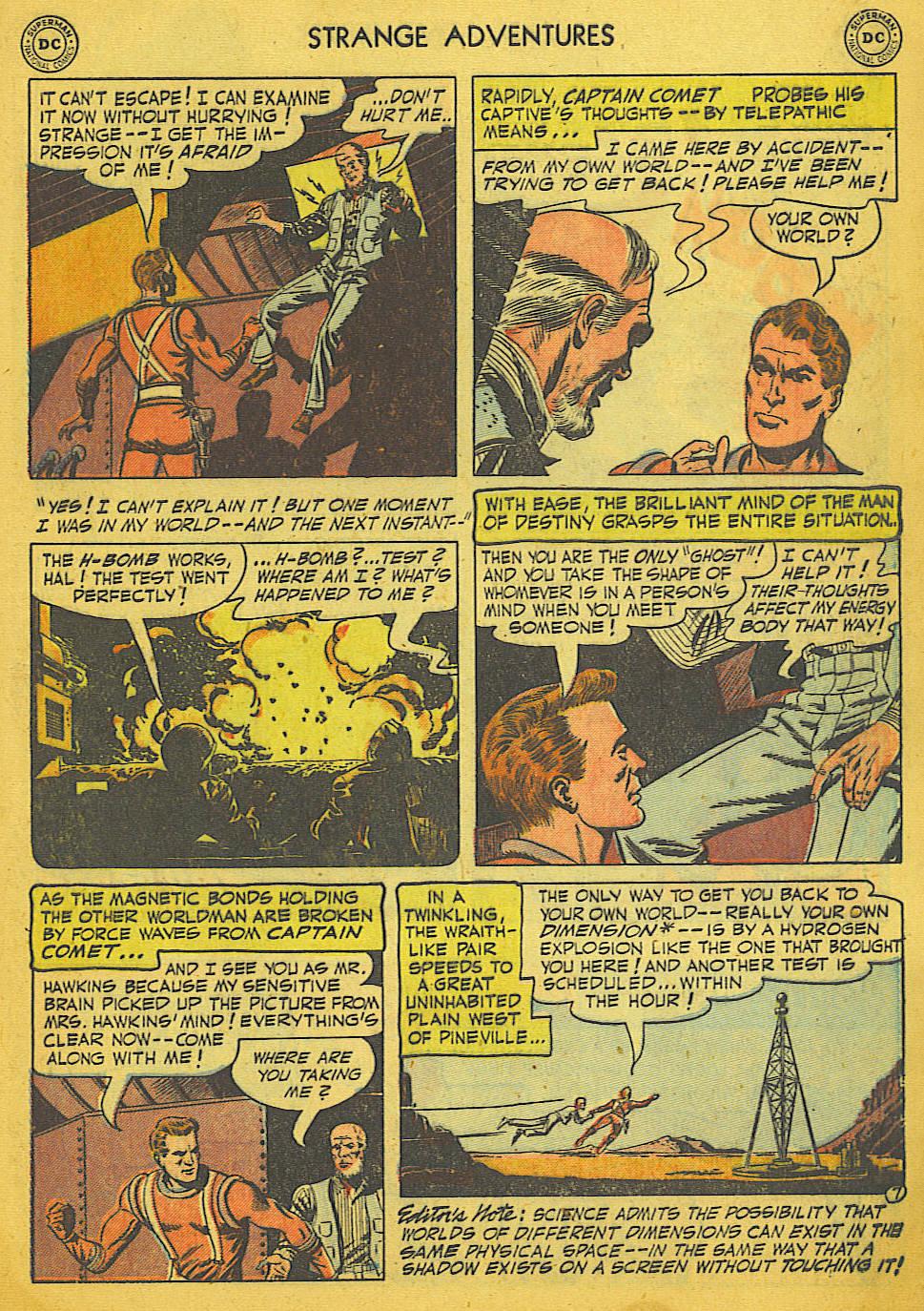 Strange Adventures (1950) issue 16 - Page 9