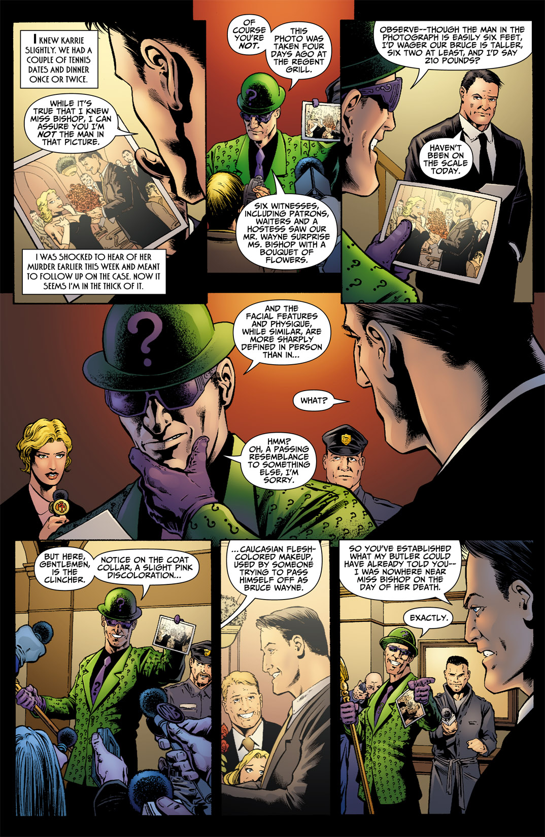 Detective Comics (1937) 822 Page 4