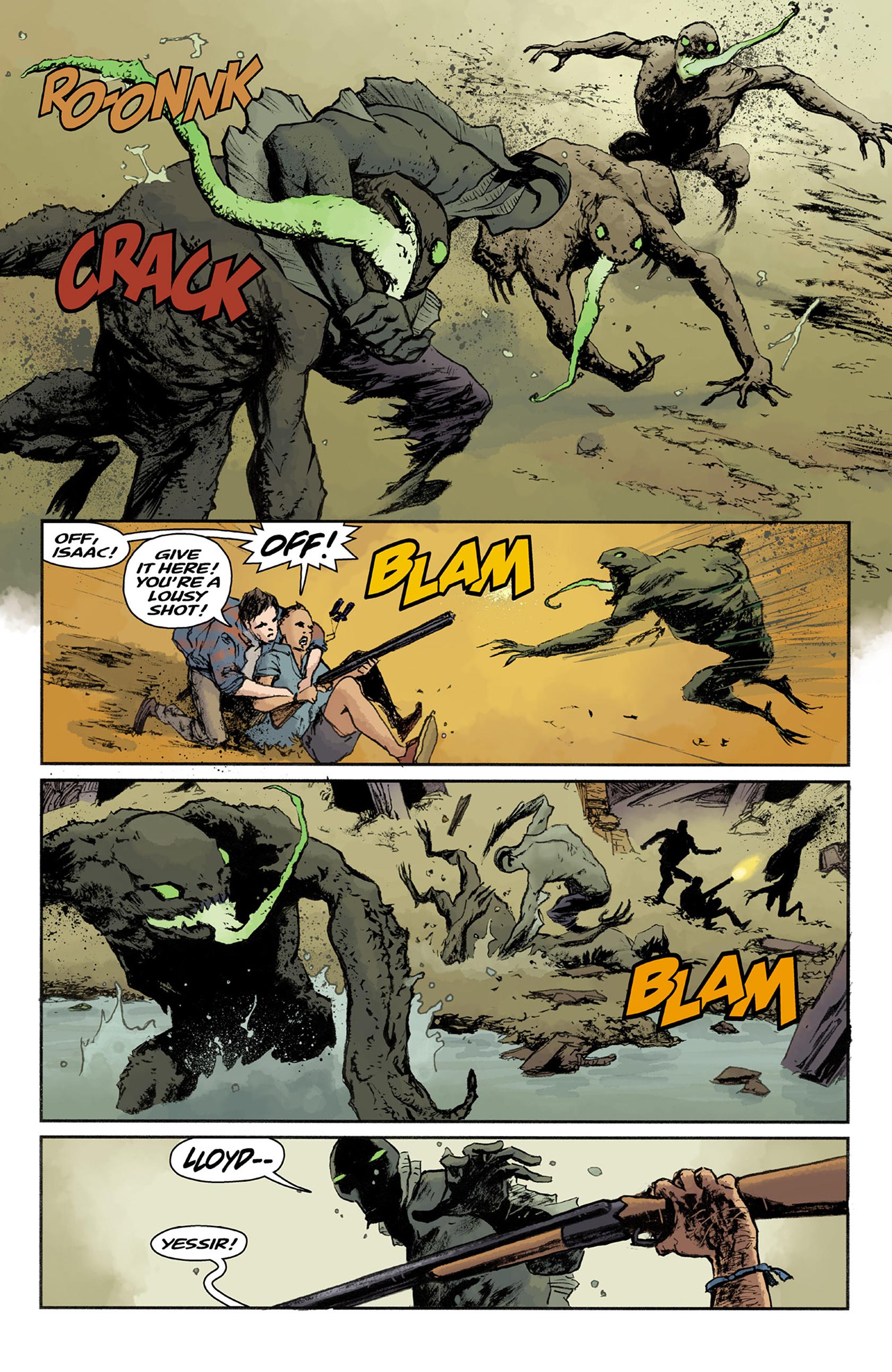 Read online Abe Sapien comic -  Issue #24 - 12