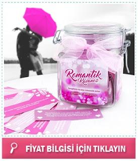 100 Romantik Görev İçeren Kavanoz