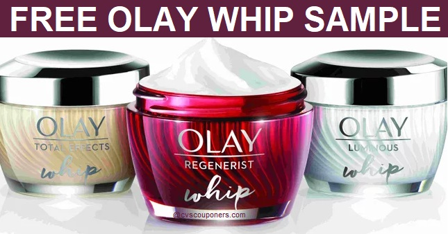 https://www.cvscouponers.com/2018/09/free-sample-of-olay-regenerist-whips.html