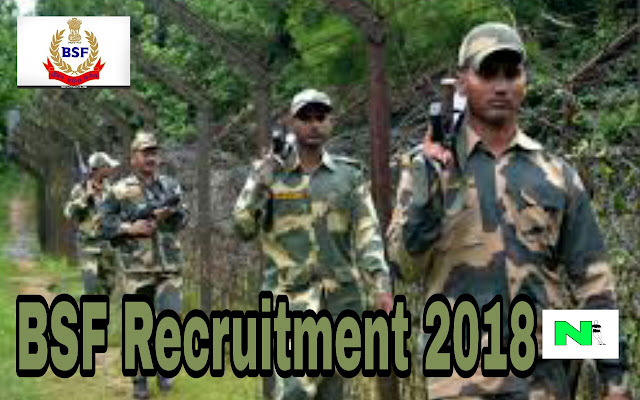 Border Security Force(BSF) :224 vacancies for Sub inspector