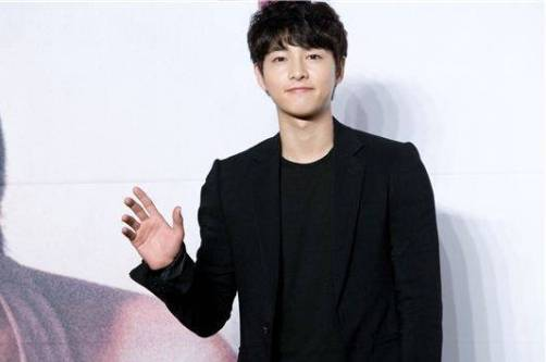 Song Joong Ki - innocent man-werewolf boy-descendant of the sun6