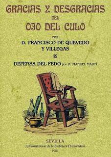 Gracias y desgracias del ojo del culo (Francisco de Quevedo)