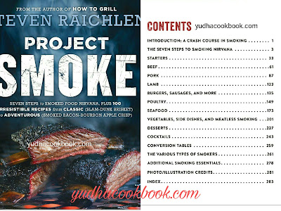 PROJECT SMOKE BY STEVEN RAICHLEN - SEVEN STEPS TO SMOKE FOOD NIRVANA, Plus 100 Irresistible Recipes From Classic to Adventurous