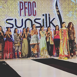 2017 PFDC Sunsilk Fashion Week Runaway