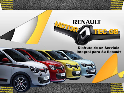 Motortec GB Taller Renault Bogota