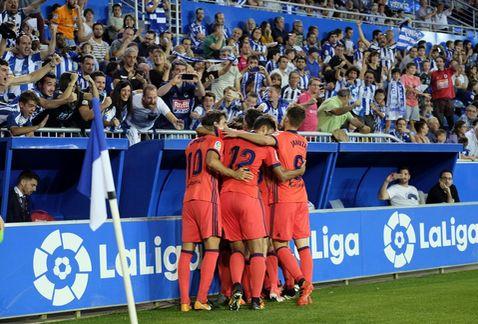 Pós-jogo: Alavés 0x2 Real Sociedad: Defesa consistente foi essencial no teste de paciência em Mendizorroza