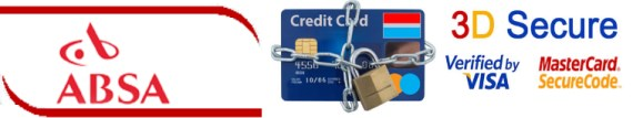 ABSA - 3D Secure - Hollywoodbets Credit Card Deposits