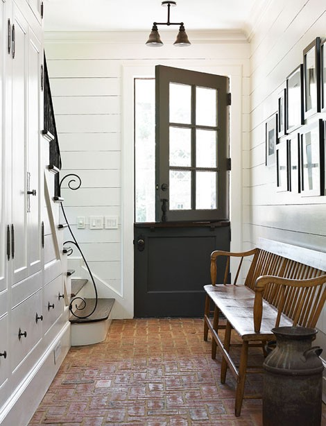 The Newlywed Diaries Dream House Mudroom