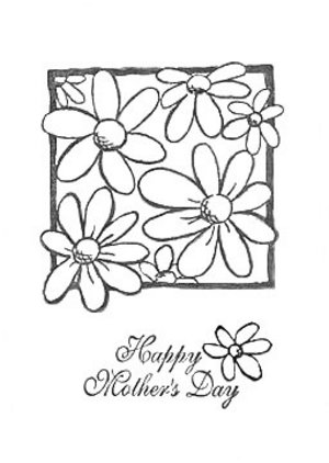 Mothers Day Coloring Pages Coupons And Activities