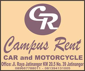 Tempat Rental Motor di Jatinangor