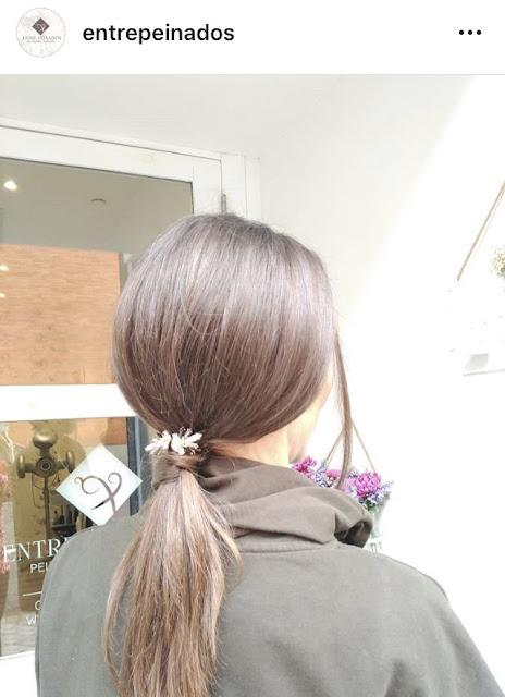 Peinados fiestas