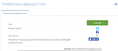 first bitcoin faucet website