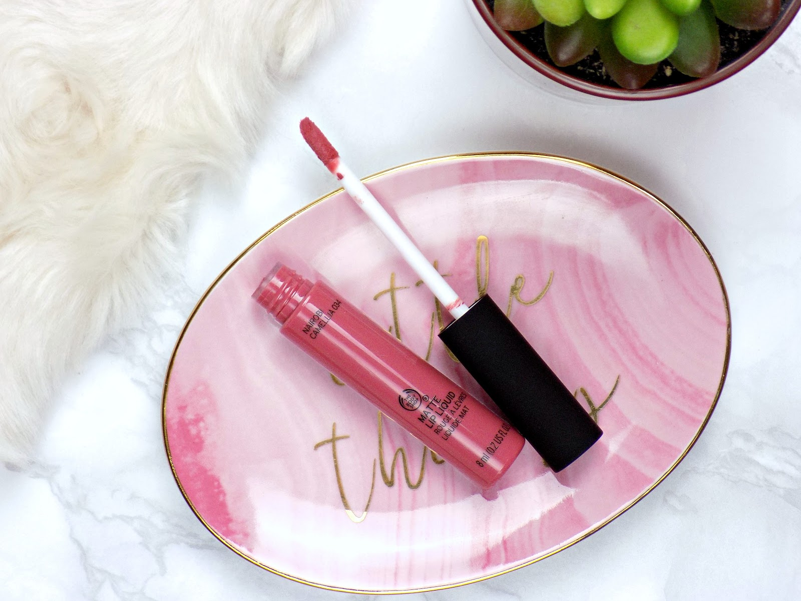 The Body Shop Matte Lip Liquid Lipstick