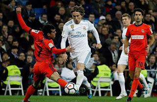 ملخص واهداف مباراة ريال مدريد وريال سوسيداد اليوم 6/1/2019 Real Madrid vs Real Sociedad live