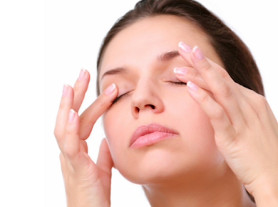 Quick Natural Relief for Tired Sleepy Eyes