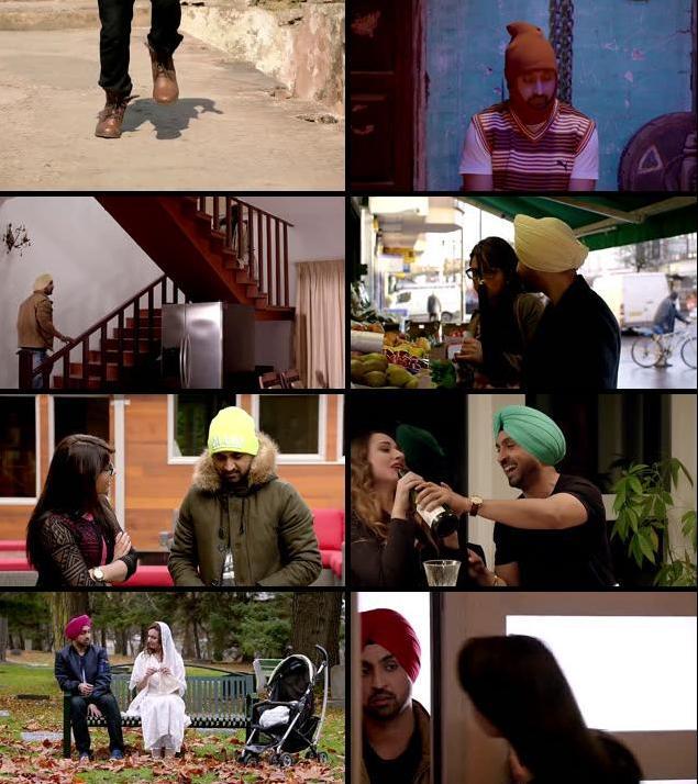Sardaar Ji 2015 Punjabi 720p HDRip