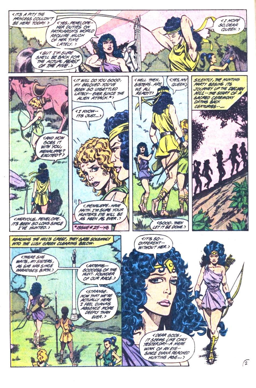 Read online Wonder Woman (1987) comic -  Issue #32 - 3