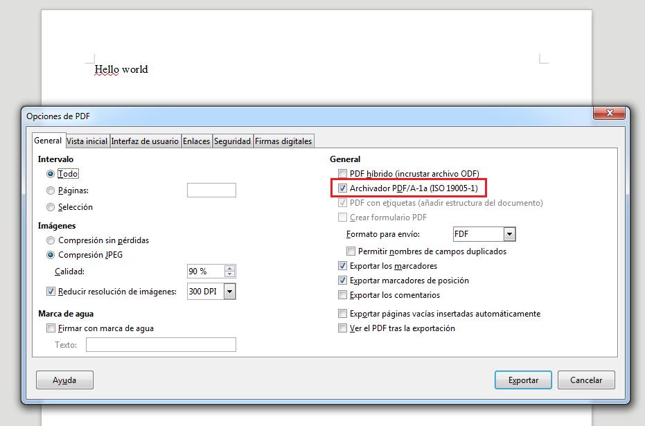 libreoffice convert to pdf command line windows
