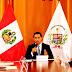 ORIENTAR A LA JUVENTUD PIDE LUIS VALDEZ AL JURAMENTAR COMO PRESIDENTE DEL CORESEC