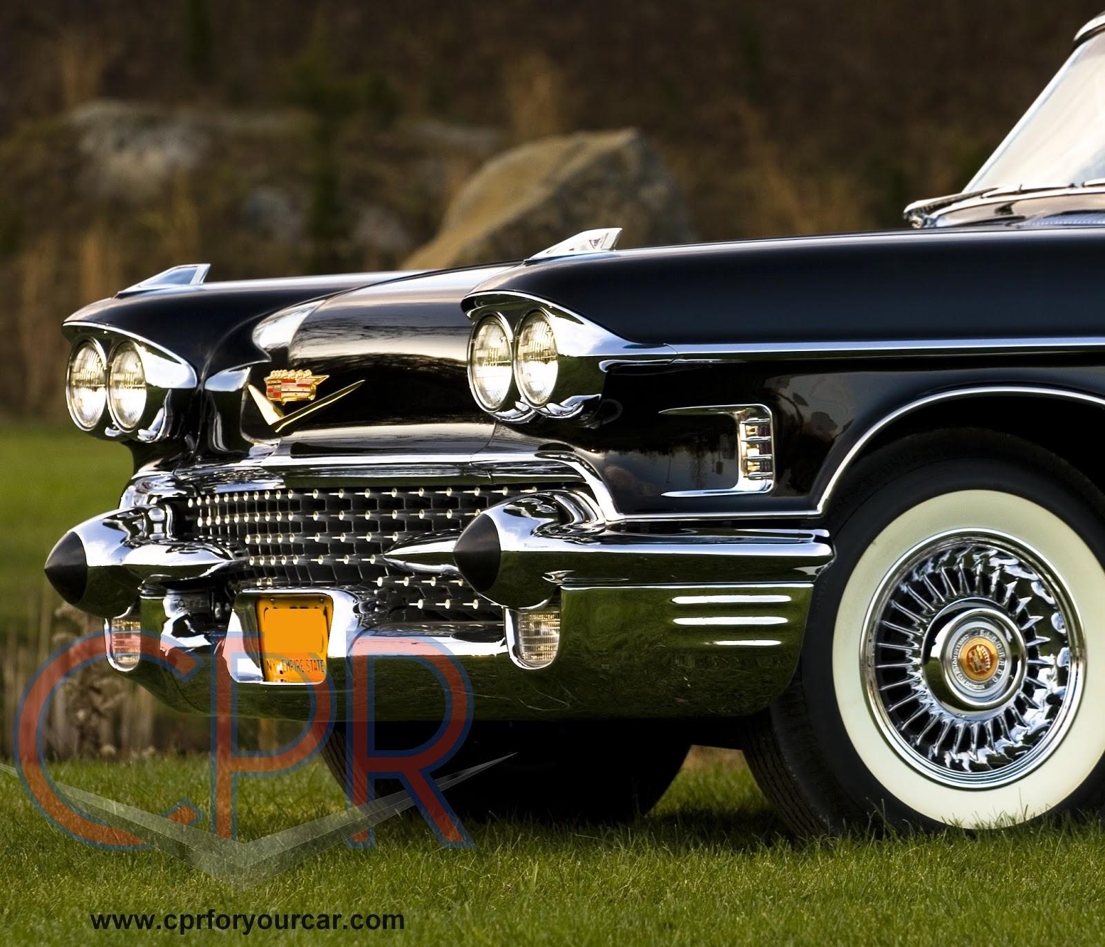 Cadillac Parts & Restoration: 2015