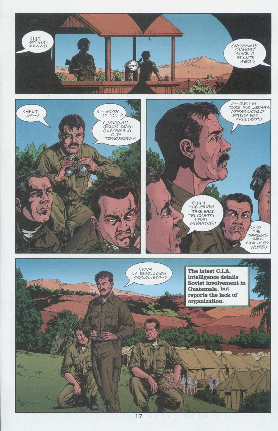 Read online American Century comic -  Issue #3 - 18