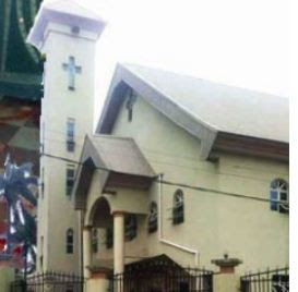 Anambra Church Attack: How Parish Priest Escaped Tragic Death at the Altar