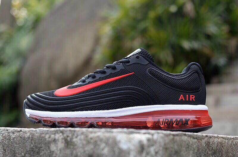 Giày Nike Air Max 2018 SF Đen Đỏ Size 40