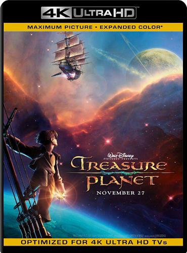 El Planeta Del Tesoro (2002) 4K 2160p UHD [HDR] Latino [GoogleDrive]