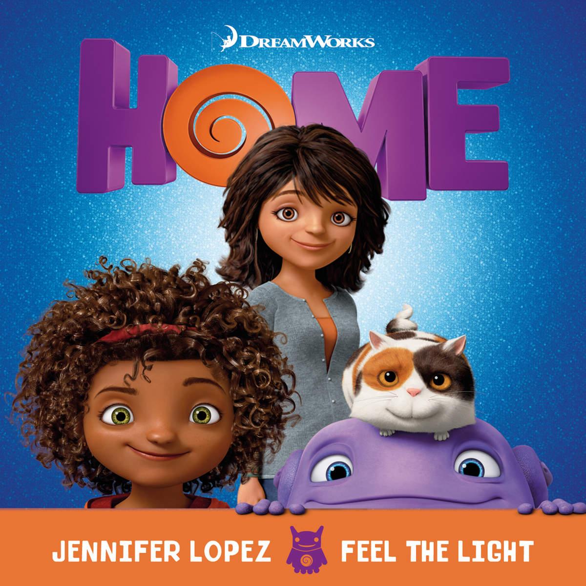 Feel the Light, Home, Jennifer Lopez