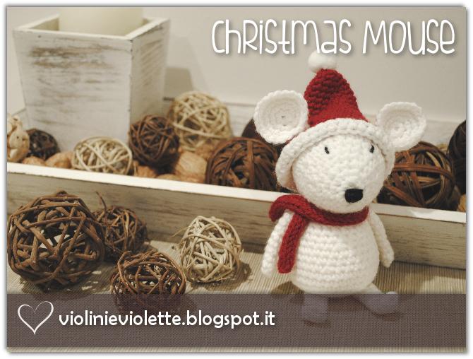 Fermaporta Natale, cappello di Babbo Natale, amigurumi - Per la ... | 508x670