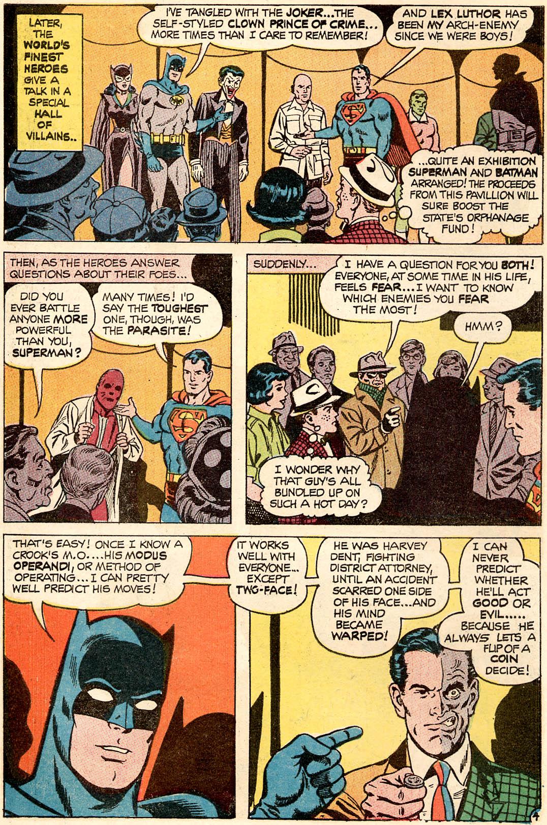 Read online World's Finest Comics comic -  Issue #173 - 6