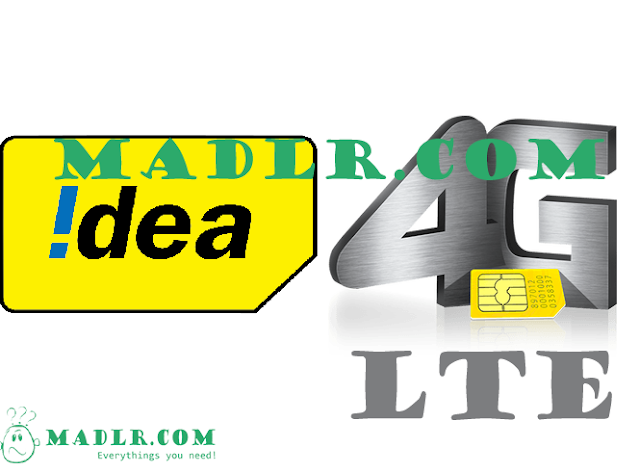 [Madlr.Com] Idea 2GB 4G data offer – Get Free Internet Pack for Upgrading the Sim Card to 4G