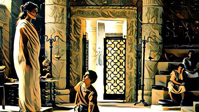 Kisah Raja Namrud Menikahi Ibu Kandungnya