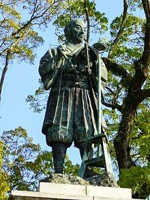 Patung Inō Tadataka
