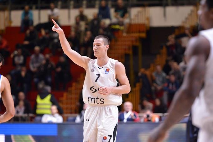 Aleksandar Aranitović: Kad ste u Partizanu, idete na najviše ciljeve! (VIDEO)