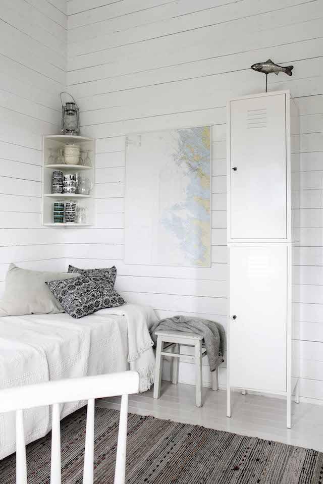 my scandinavian home: A tour of an idyllic Finnish summer cabin