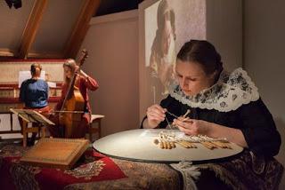 voorstelling variaties op Vermeer
