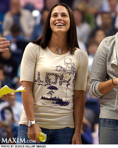 Sue Bird Basketball Star 2011 Profile,Biography and Images
