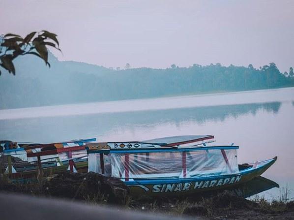 Fasilitas Wisata Situ Patengan Ciwidey Bandung