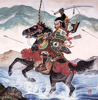 samurai berkuda