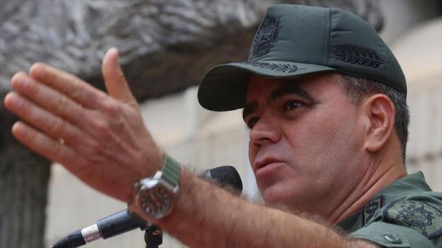 Defensa venezolana denuncia sobrevuelo de aeronaves espías de EEUU