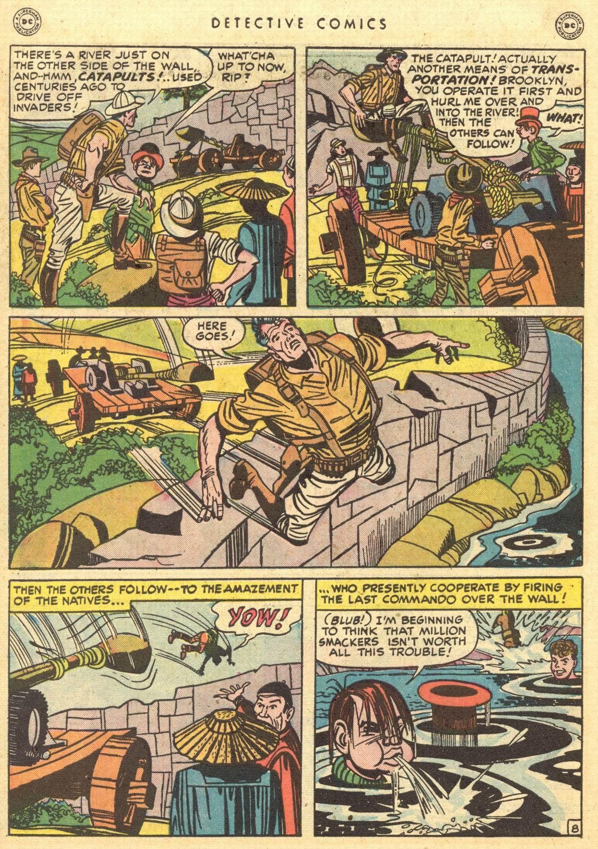 Read online Detective Comics (1937) comic -  Issue #150 - 43